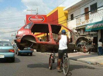 Tanie dostawy samochodów