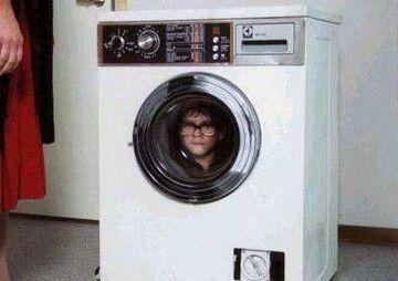 w pralce