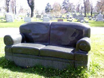 Taki grób chcę!