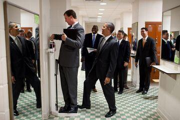 Żart Obamy