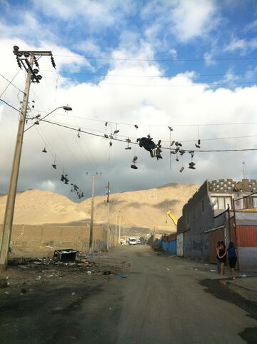 USA: Buty na kablach