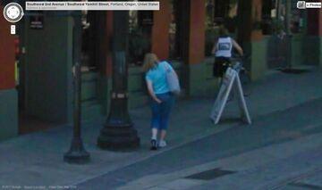 StreetView: Swędzenie