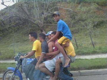 Tak jeździ się w Brazylii