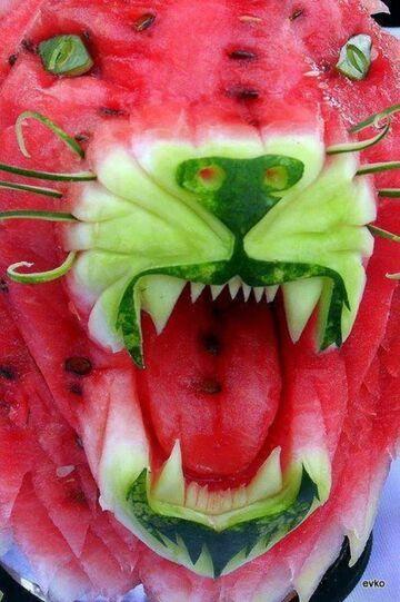 Arbuz Lion