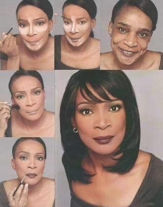 dobry makijaż