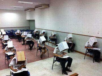 Tymczasem: Na egzaminie w Chile