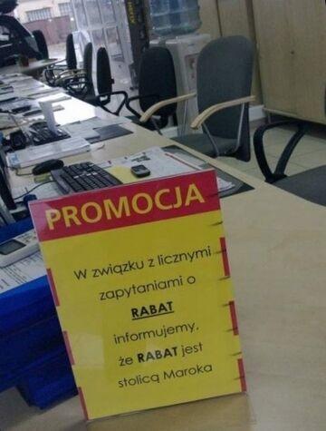 Promocja & Rabat