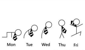 Poniedziałek, Wtorek, Środa, Czwartek, Piątek