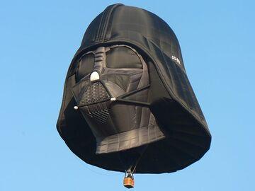 Balon Darth Vader