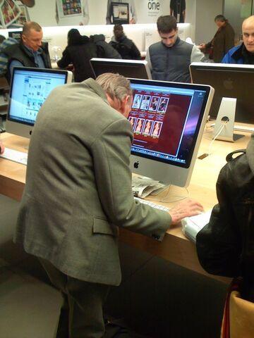 Apple Store Porn
