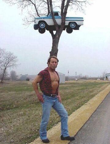 Chuck Norris ma brata?!