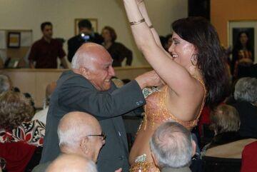 Impreza emerytów
