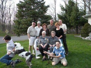 Zdjęcie z rodzinnego albumu