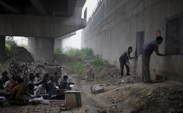 Szkoła w Indiach