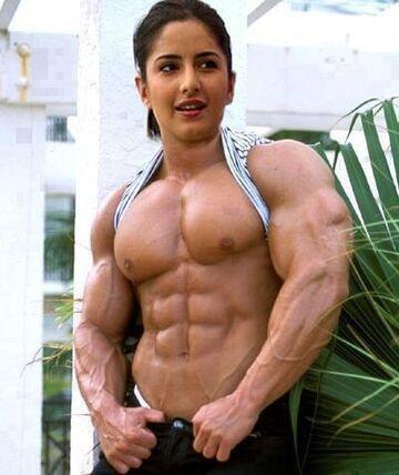 Kobieta zbudowana lepiej niż facet