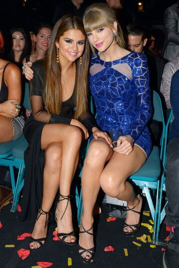 Selena Gomez & Taylor Swift