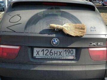 Wycieraczka samochodowa w Rosji