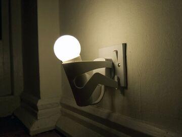 Fajna lampka
