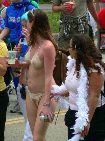 Oryginalne bikini