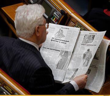 Przegląd porannej prasy w Rosyjskim rządzie