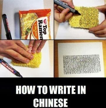 Jak pisać po Chińsku
