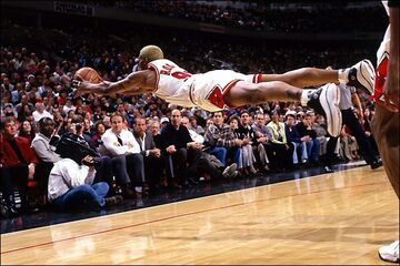 Dennis Rodman NBA