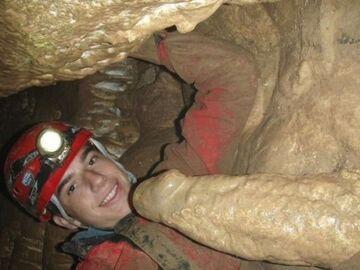 Tymczasem w jaskini