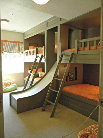 Marzenie z dzieciństwa - Sypialnia
