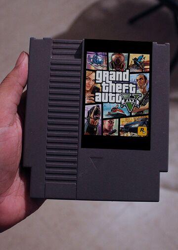 GTA V na Nintendo
