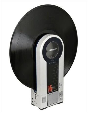 Nowy gramofon od SONY