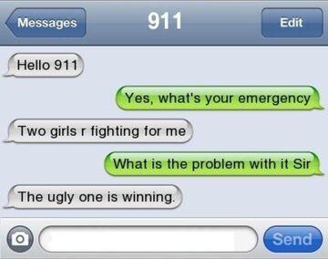 Hello 911