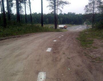 Droga w Rosji