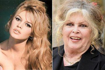 Brigitte Bardot po latach