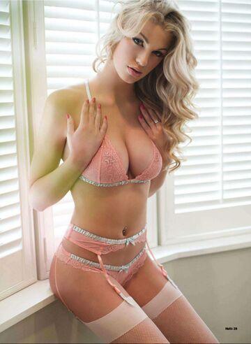 Jo Parker topless
