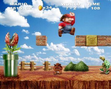 Super Mario Bros. Real-Life