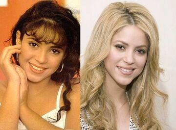 Shakira - Kiedyś i dziś