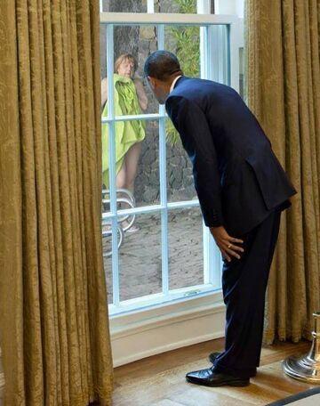 Obama rzeczywiście podglądał Merkel!