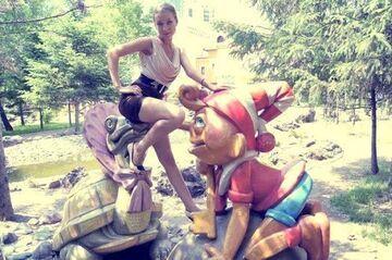 Pinokio z Kobietą
