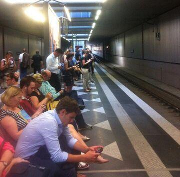 Tymczasem w metrze - Ewolucja