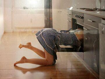 Czyszczenia piekarnika - Dupeczka