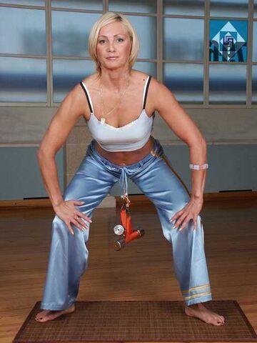 Oddawna chce zapisać sięna siłownie - Mięśnie kegla