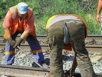 Pracownik kolei