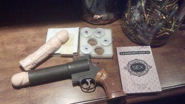 Broń erotyczna!