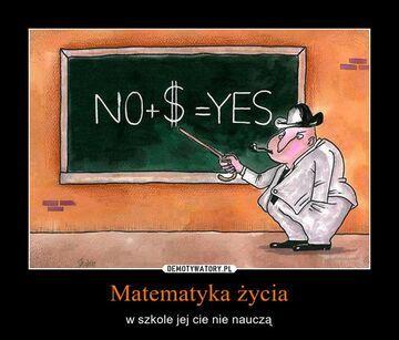 Matematyka.