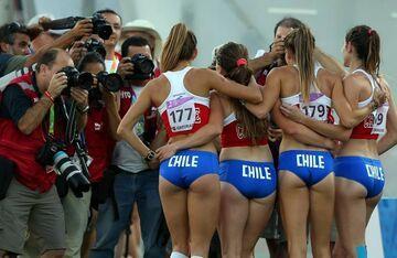 Chile - Olimpijki