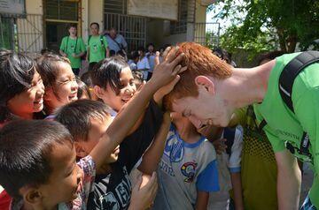Rudy wzbudza zainteresowanie Filipińczyków