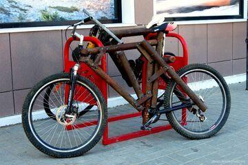Rower jakiego jeszcze nie widziałeś!