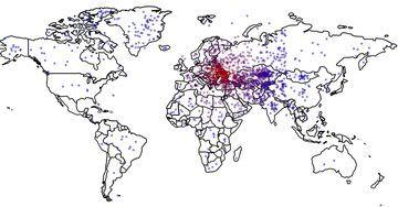 Gdzie leży Ukraina - Według Amerykanów...
