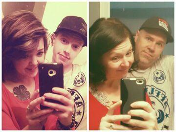 Ci rodzice postanowili strollować profilowe zdjęcie syna