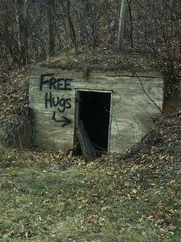 Free Hugs - Las